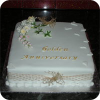 Anniversary And Engagement Cakes